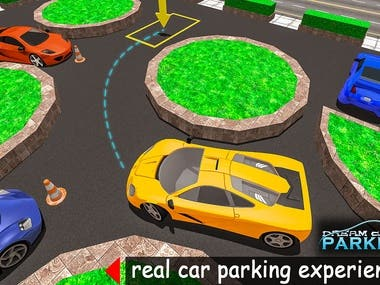 Dream Car Parking Simulator