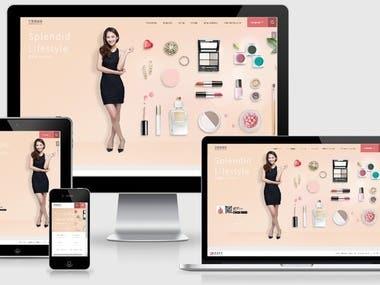 Metroplaza Website