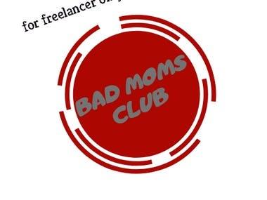 bad moms club logo