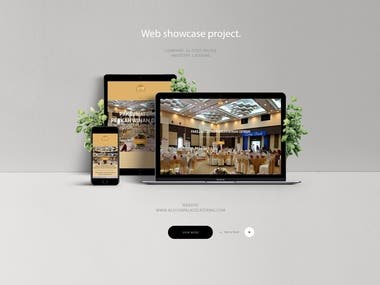 Web Development for Catering Business