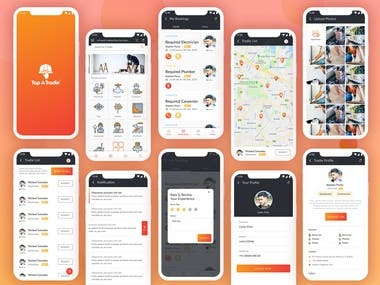 Tap A Tradie App: Find Professionals
