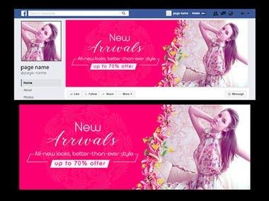 Facebook Cover Banner