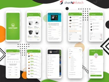 Safety Wagon: E commerce mobile Apps