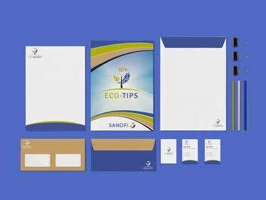 Branding Business Design Logo Brochure