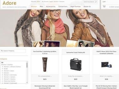 Using Shopstyle API