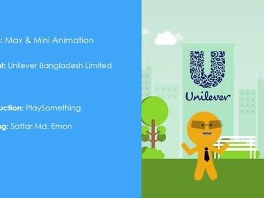Max & Mini Animation Explainer