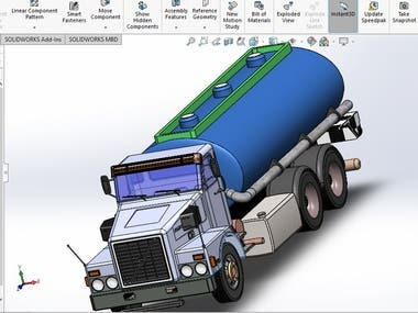 SolidWorks Projects