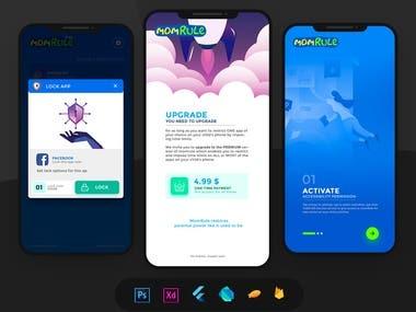 momRule Mobile App