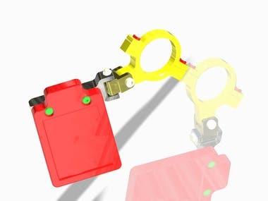 3D Printing - Dope Card Holder ASM