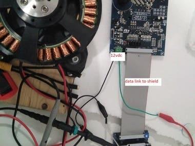 Motor control FOC