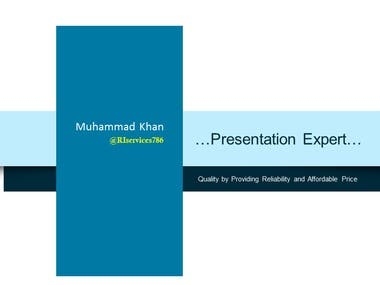 Design and Fascinate Business Presentations