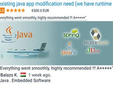 Modification Java function in Jar