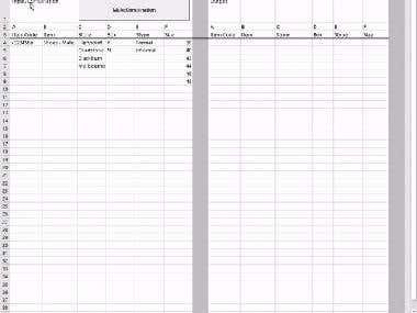 Make Combination List Automatically