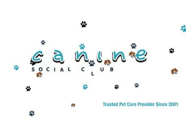 Animation | Contest Submission - Canine Social Club