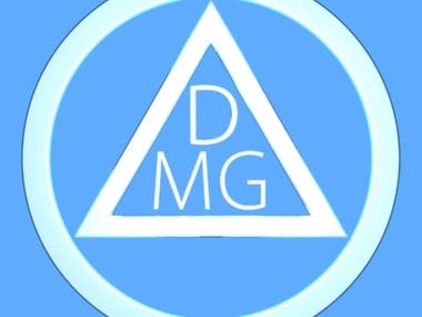 3D Animation | DMG Logo