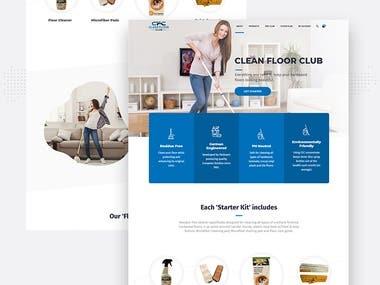 Clean floor club