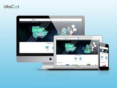 ultacart - Web Development