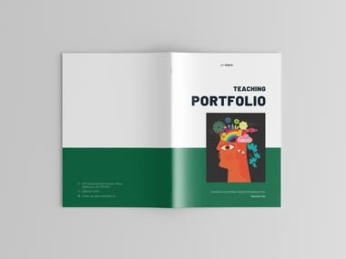 Portfolio Design for Teaching