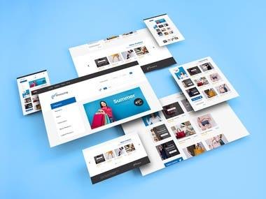 E commerce Ui Design
