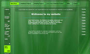 Personal Website (portfolio)