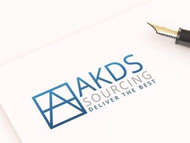 AKDS Logo design