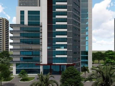 High Rise Building