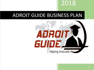 Adroit Guide Consultancy Firm Business Plan