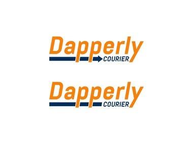 Design Me A Logo - Courier Business