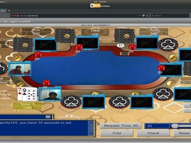 Video Sharing on Poker Game