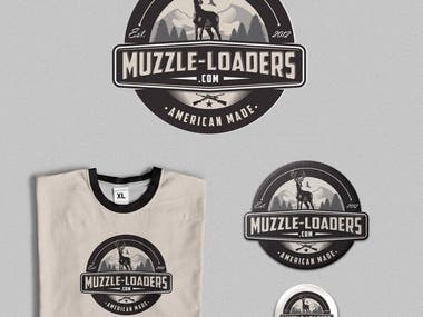 Logo for Muzzle-loaders
