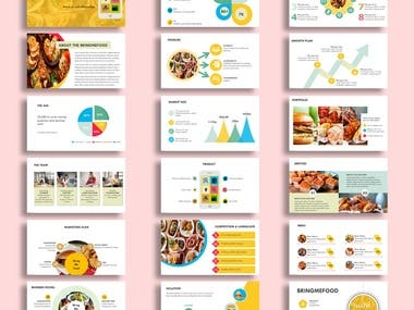 PowerPoint Presentation For An Mobile App
