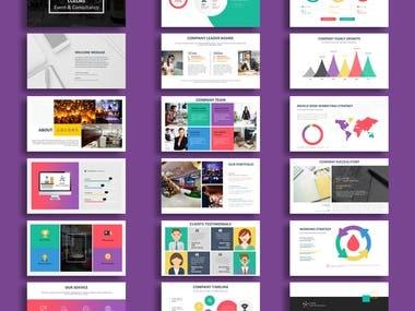 Company Portfolio Presentation