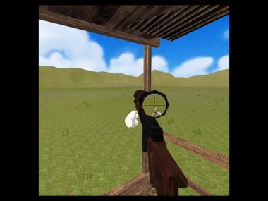 Oculus Quest VR Shooting Game