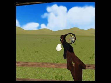 Oculus Quest VR Shooting game prototype