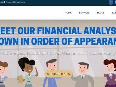 Finance Analyst(Experlu)