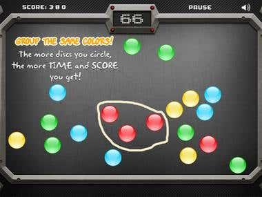 iOS Groupem Game