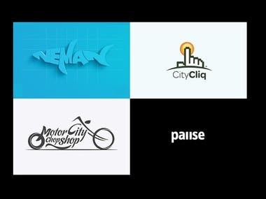 Logo Portfolio 4