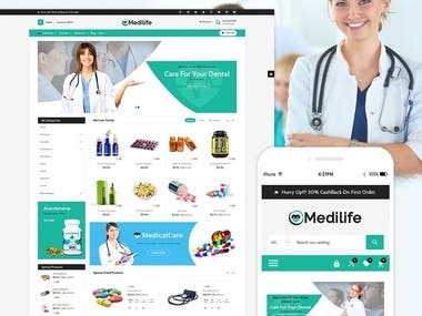 medilife-medical-drug-responsive-store