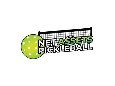 Logo design for Pickleball