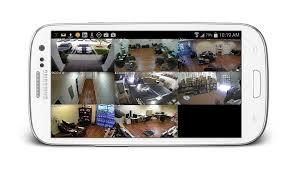 Camera Surveillance app