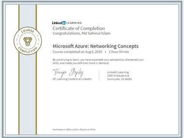 Microsoft Azure Networking Concepts