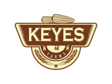 keyes farm logo