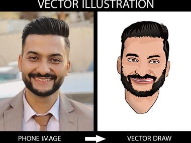 photo to vector