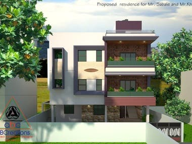 Residential Bungalow,