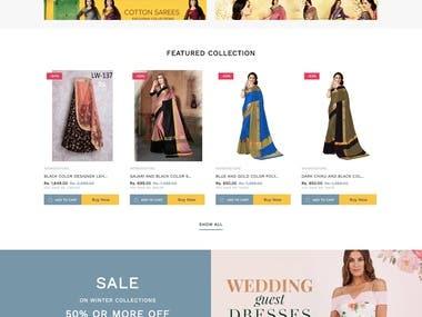 Women Online store