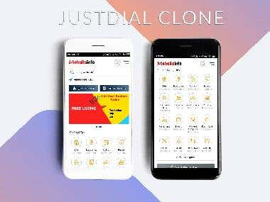 JustDial Clone - MohallaInfo