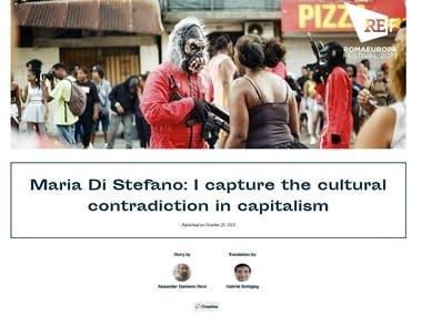 Capturing capitalism's cultural contradiction