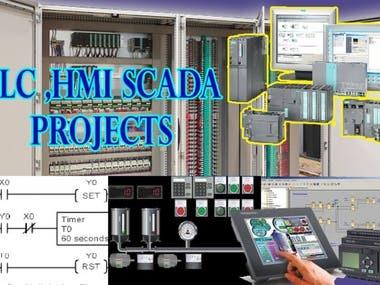 PLC & SCADA & HMI
