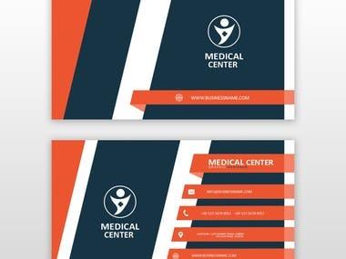 Business Card's Design