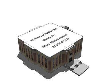 3D Model of Our Campus